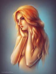 Girl3 by ElenaDudnakova