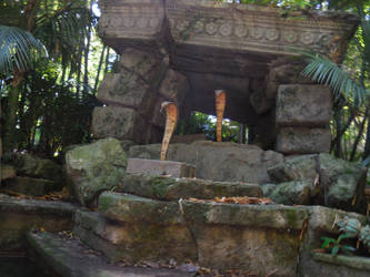 Jungle Cruise: Cobras by FlowerPhantom