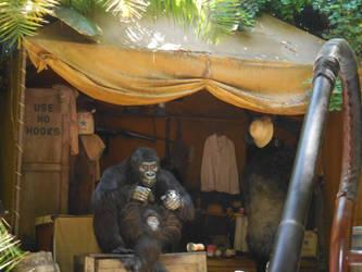 Jungle Cruise: Gorillas by FlowerPhantom