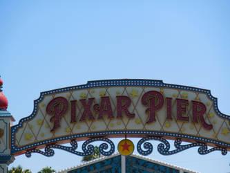 Pixar Pier by FlowerPhantom