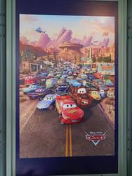 Pixar Fest: Cars by FlowerPhantom