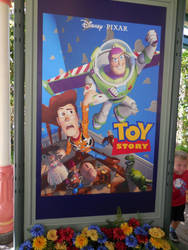 Pixar Fest: Toy Story by FlowerPhantom