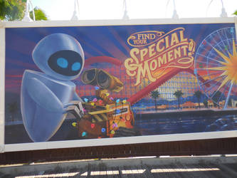 Pixar Pier: Find Your Special Moment by FlowerPhantom