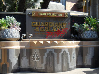 Guardians of the Galaxy: Mission Breakout! by FlowerPhantom