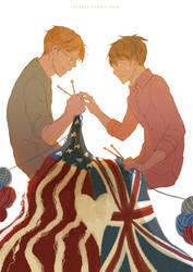 knitting by hakuku