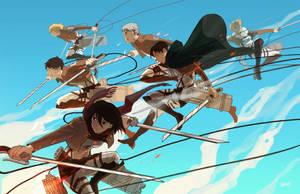 Fight to Win by hakuku