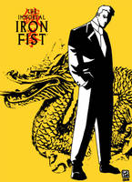 Iron Fist Wenesday 04 by Geoffo-B