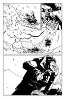 Marvel 2d try: Wolverine p.02 by Geoffo-B