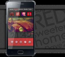 Red Bug Theme by SilentWard