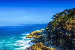 cliffs by monojam