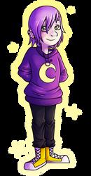 Lavender :commission: by A-La-Moe