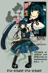 PIXEL ID Kire by Jumpix
