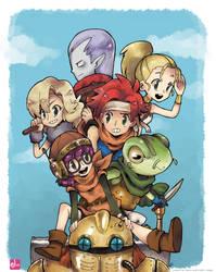 Chrono Trigger by Jumpix