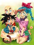 Dragon Ball by Jumpix