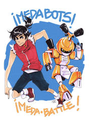 Medabooots by Jumpix