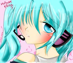 HatsuneMiku by criis-chan