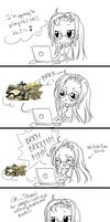 Playing HL2 by criis-chan