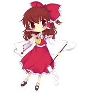 ReimuHakurei by criis-chan