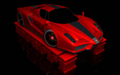 Exotic Cars1 by At0mArt
