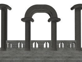 Arch by Ahmad-Tahhan