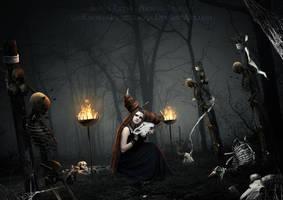 Bones Eater by Ahmad-Tahhan