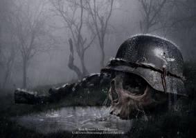 War Remains by Ahmad-Tahhan