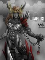 WKA-Warlust by scarypet