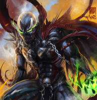 Hellspawn by scarypet