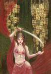 Dance Girl by LinquickGoblin
