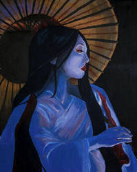 Night's Mistress by Calmality