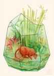 Tigerrarium by Calmality