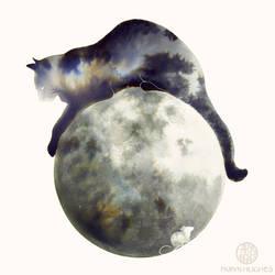 Lunar by Calmality