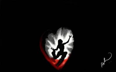 Dance in the  heart by carreddy