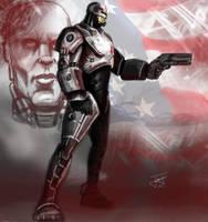 Robocop USA by JordanMichaelJohnson