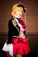 Kagamine Rin II by xxxkurohoshi