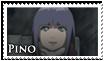 Pino stamp by JillValentine89