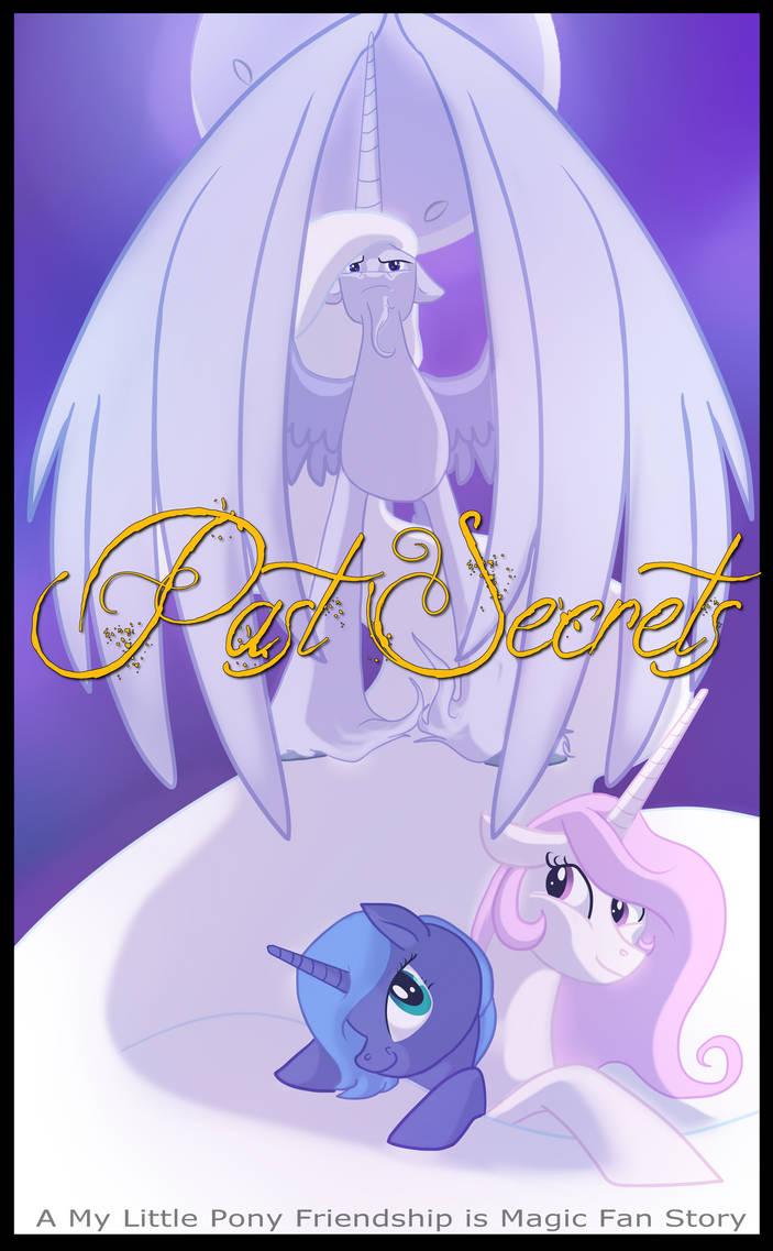 Past Secrets - Comic Cover by Sinaloae