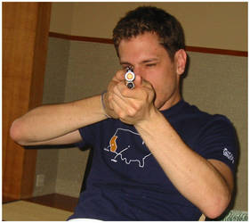 Ninja Target Practice by jark