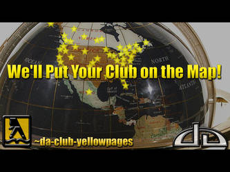 On the Map by DA-club-yellowpages
