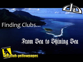 Sea to Shining Sea by DA-club-yellowpages