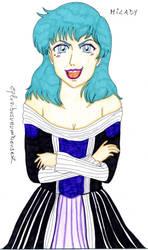 Milady de Winter  La numero 2 del  Tickle Hell by epluribusunumdeusex