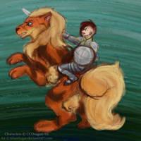 PCP26: To Battle! by SilverSugar
