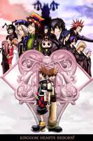 Kingdom Hearts Reborn by Xergille