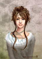 Wallflower Eliza by Xergille