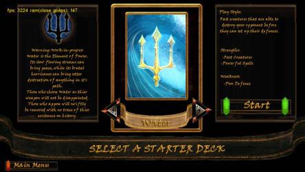 Deck Selection V2 by KingdomAblaze