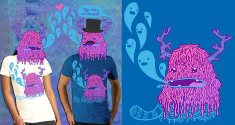 Woolly Whispers Tee by BlueHippo