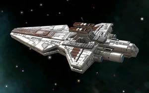 Venator class stardestroyer by C-B-Liberty
