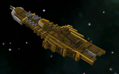 Excellence class grand cruiser by C-B-Liberty