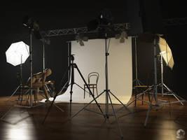 photo studio by nukkio