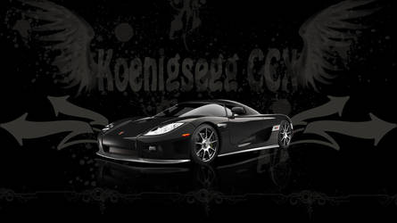 Koenigsegg CCX by Rwolfeman01